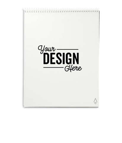RocketBook Letter Flip Notebook Set - White