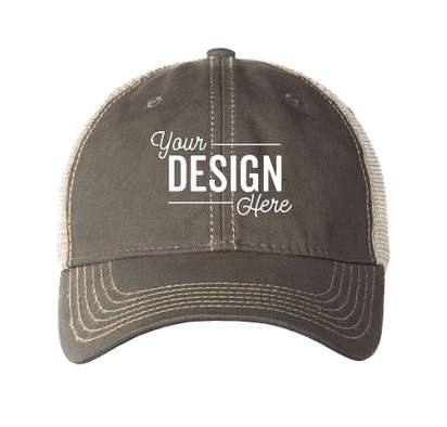 Legacy Old Favorite Trucker Hat - Gray / Khaki