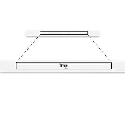 BIC Carpenter Pencil - White