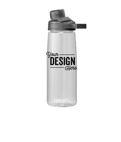 CamelBak 25 oz. Chute Mag Tritan Renew Water Bottle - Clear
