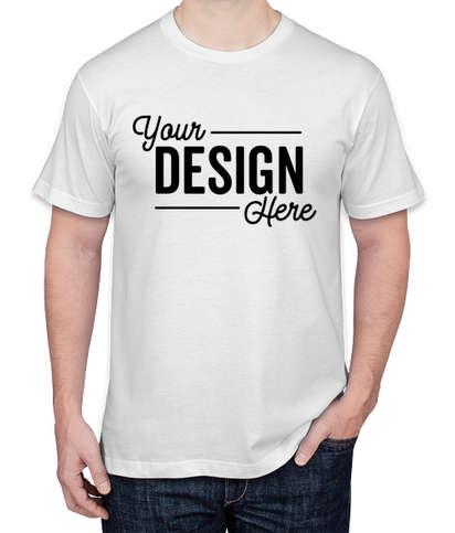American Apparel USA-Made Jersey T-shirt - White