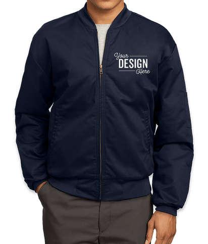 Red Kap Team Style Work Jacket - Navy