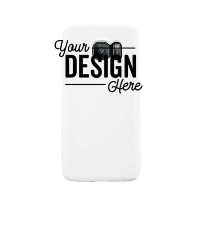 Full Color Galaxy S7 Slim Phone Case - White