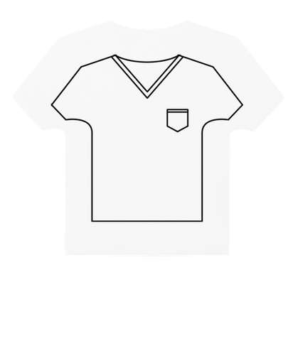 3M T-shirt Post-it® Note - 50 sheets/pad - White