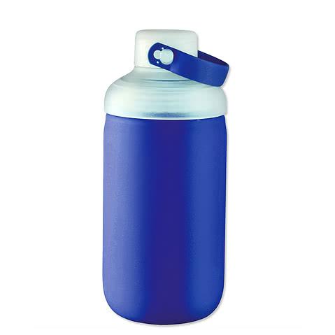 20 oz. Poppi Glass Water Bottle