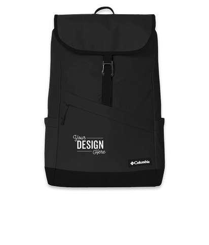"Columbia Falmouth 15"" Computer Backpack - Black"