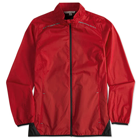 Port Authority Women's Reflective Running Full Zip Jacket