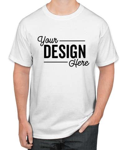 Hanes Authentic T-shirt - White