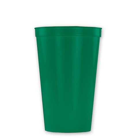 22 oz. Plastic Stadium Cup