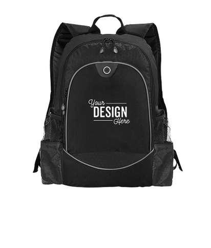 "Hive 15"" Computer Backpack - Black"