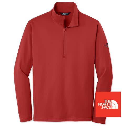 The North Face Tech Quarter Zip Fleece Pullover