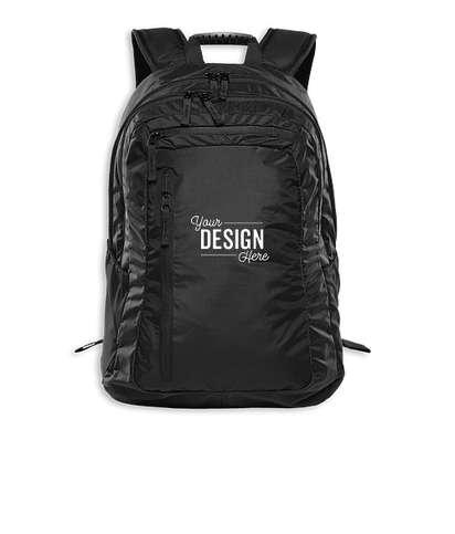 "Stormtech Cambridge 13"" Computer Backpack  - Black"