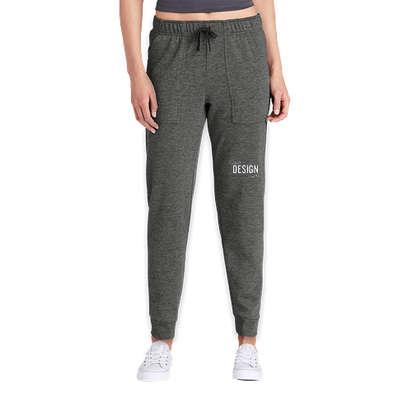 Sport-Tek Women's Joggers - Dark Grey Heather