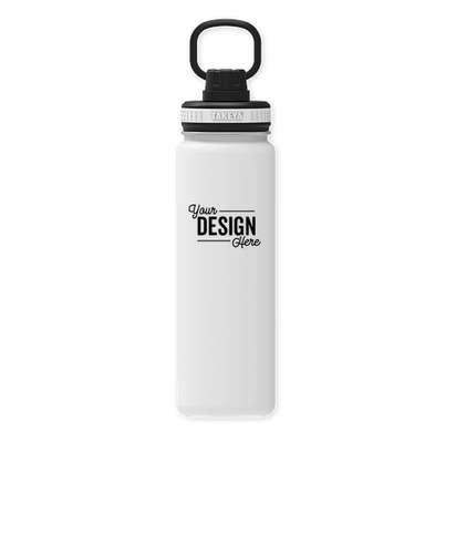 Takeya 24 oz. Insulated Water Bottle - White