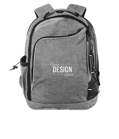 "Summit TSA 15"" Computer Backpack - Graphite"