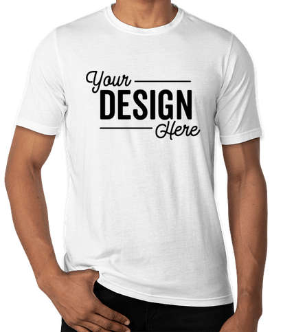Alternative Apparel Go-To Jersey T-shirt - White