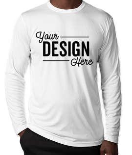Sport-Tek Competitor Long Sleeve Performance Shirt