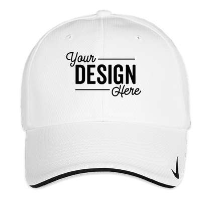 Nike Dri-FIT Stretch Performance Hat - White