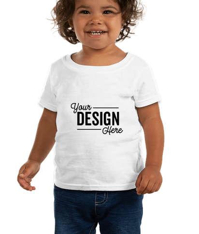 Gildan Toddler Softstyle T-shirt - White