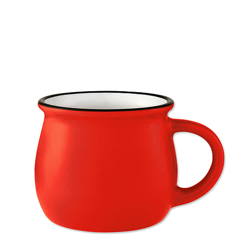 14 oz. Two-Tone Tulip Mug