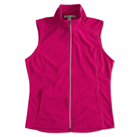 Port Authority Women's Microfleece Vest
