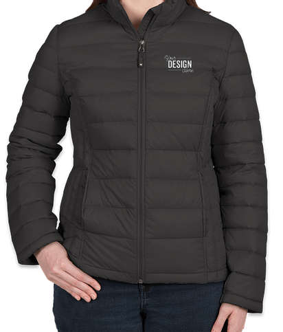 Weatherproof Women's Packable Down Jacket - Black