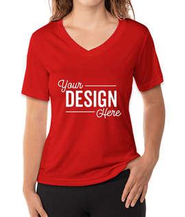 Reebok Women's V-Neck Performance Shirt