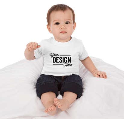 Rabbit Skins Jersey Baby T-shirt - White