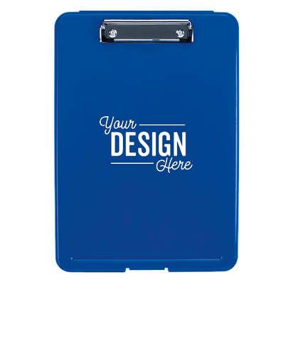 Office Storage Clipboard - Blue