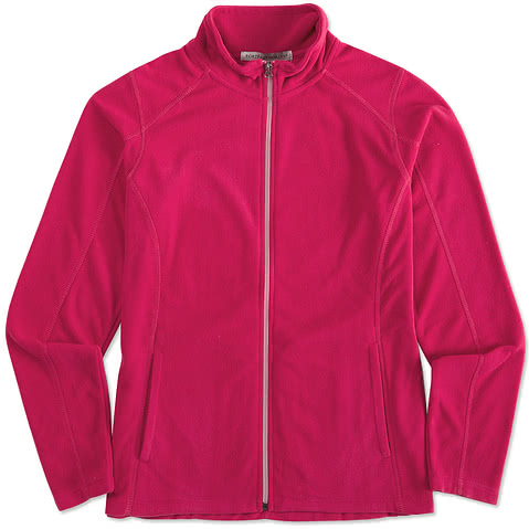 Port Authority Women's Full Zip Microfleece Jacket