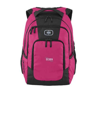 OGIO Logan Backpack - Flush Pink