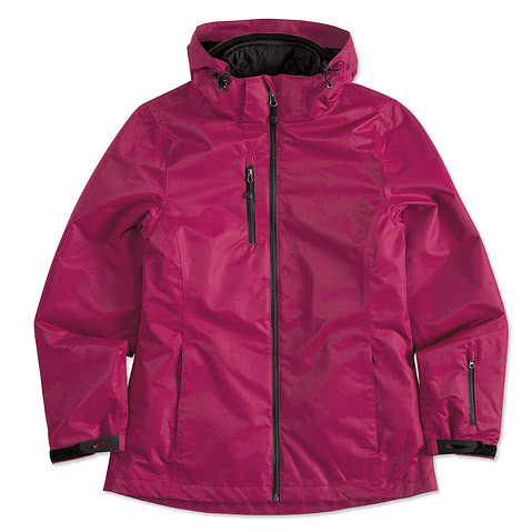 Port Authority Women's 3-in-1 Waterproof Vortex System Jacket