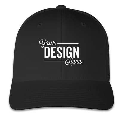 Port Authority Flexfit Hat - Black