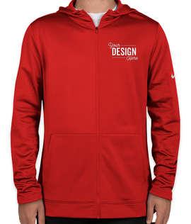 Nike Therma-FIT Full-Zip Performance Hooded Sweatshirt