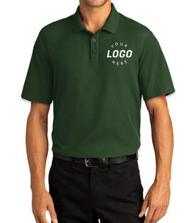 Port Authority SuperPro React Polo - Embroidered