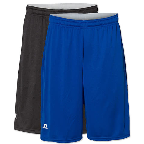 Russell Athletic Essential Performance Shorts with Pockets