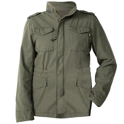 Alpha Industries Women's M-65 Defender Jacket