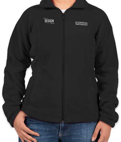 Columbia Women's Benton Springs Full Zip Fleece Jacket - Black