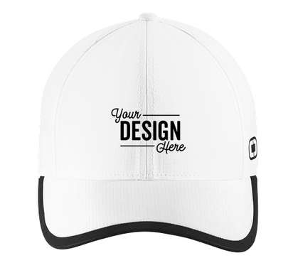OGIO Flux Performance Hat - White