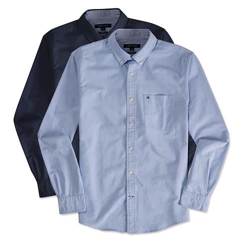 Tommy Hilfiger England Solid Oxford Shirt