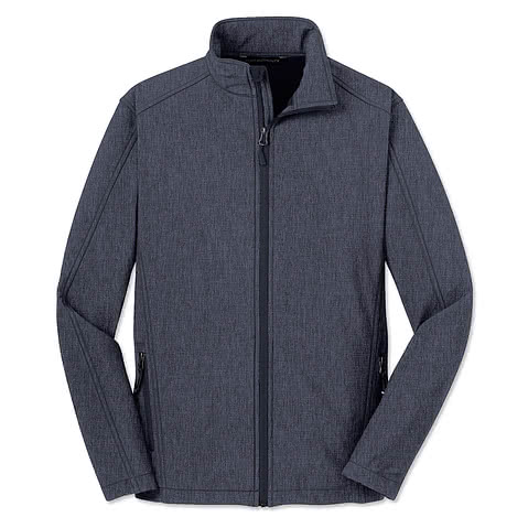 Port Authority Core Fleece Lined Soft Shell Jacket