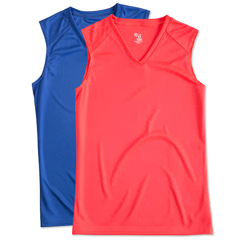Badger B-Dry Women's Sleeveless Performance Shirt