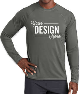 Sport-Tek Long Sleeve Rash Guard Shirt