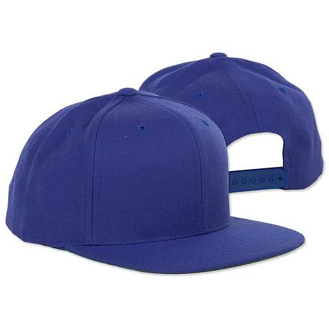 Canada - Yupoong Flat Bill Snapback Hat