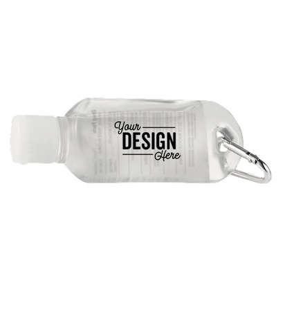 1.8 oz. Clip-N-Go Hand Sanitizer - Clear