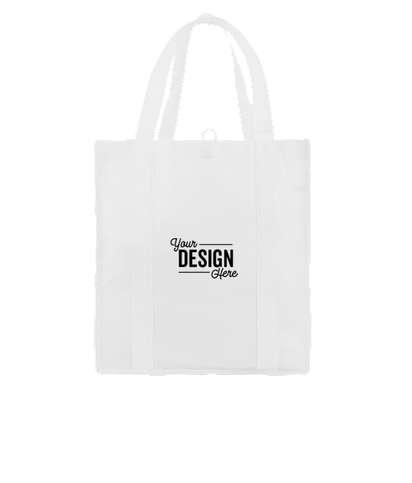 Hercules Grocery Tote Bag - White