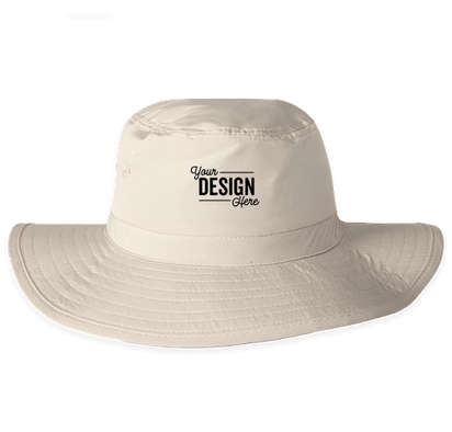 Port Authority Lifestyle Bucket Hat - Stone