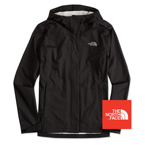 The North Face Women's Waterproof Windbreaker Jacket