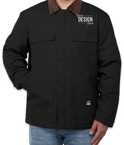 Berne Heritage Chore Coat - Black
