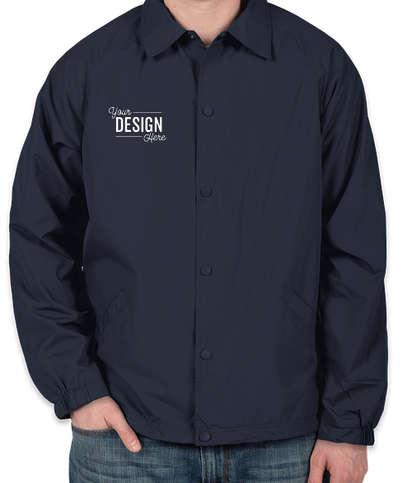 Sport-Tek Coaches Jacket - True Navy